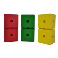 아이짐블럭(사각블럭) 낱개/색상랜덤