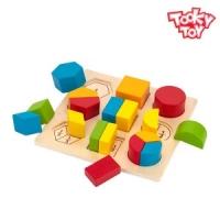 투키 모양조각퍼즐(122)