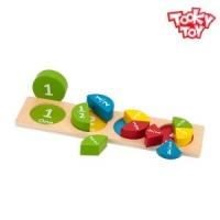 투키 분수조각퍼즐(132)