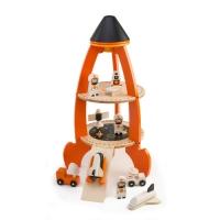 [텐더리프]나와우주 우주정거장 로켓