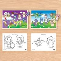 C0233 스토리 퍼즐 세트 A (2종)