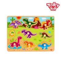 투키공룡꼭지퍼즐
