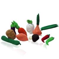 시장놀이 - 채소 11종