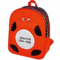 무당벌레가방-빨강