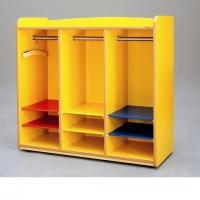 노랑개방식옷장/j323