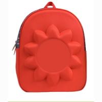 해바라기가방-빨강