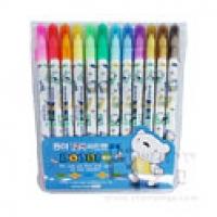 12색 싸인펜