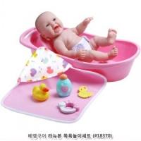 라뉴본 목욕놀이세트 18370 /베렝구어/아기인형 [소프트]