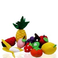 시장놀이 - 과일 10종
