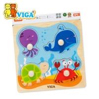 [VIGA] 베베 해양동물 [꼭지퍼즐]