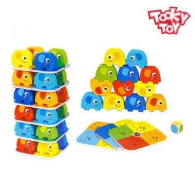 투키 코끼리쌓기퍼즐