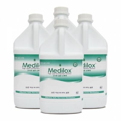 메디록스 4L4개 다용도살균소독제 [플루건 소독제]