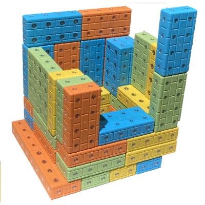 소프트자석블럭(40피스)-대/벽돌블럭