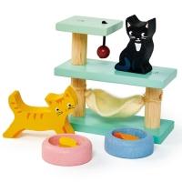[텐더리프]굿우드 고양이 집사하우스