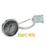 자바라튀김온도계(FRYTH-100)바이메탈식 [계측기/측정기]