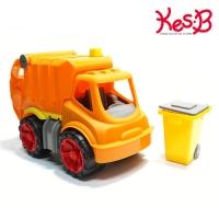 플레이 모래차 청소트럭(1834)  [자동차]