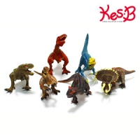 애니멀킹덤 공룡 6pcs   캐스B네이처
