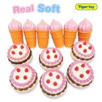 소프트 아이스크림,케익 12pcs