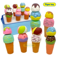 소프트 자석 스노우볼 아이스크림