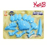 공룡찍기 스테고사우르스  [캐스B]네이처