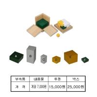 일항식 상자 -부속품