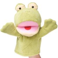 2723 말하는 손인형 개구리 [동물인형/헝겊인형]