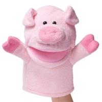 2730 말하는 손인형 돼지 [동물인형/헝겊인형]
