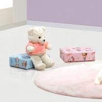 애니멀프렌즈 사각 유아용 키올림방석/색상별