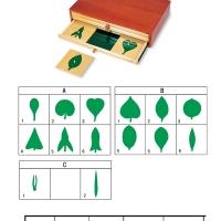 나뭇잎 도형 서랍장 -부속품