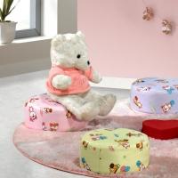 애니멀프렌즈 원형 유아용 키올림방석/색상별