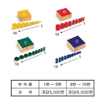 색원기둥 -부속품
