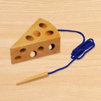 TM0030 치즈 실꿰기