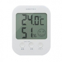 디지털온습도계 (화이트만 ) [계측/측정]