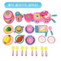 소프트로얄소꿉세트-핑크(39pcs)