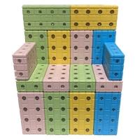 소프트자석블럭(24피스)-대/벽돌블럭