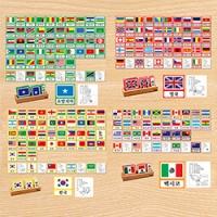 C0213 세계국가명칭3단계P.P.카드-한글판