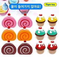 소프트 롤케익+컵케익세트 12pcs