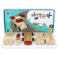 띠띠우든카(원목으로 만드는 자동차 놀이) / 회전자석